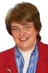 Portrait: MR Dr. Elisabeth DEARING