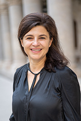 Portrait: Mag.a Maria ULMER